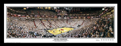Miami Heat 2006 NBA Champions Print