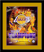 Los Angeles Lakers 2009 NBA Championship Composite
