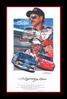 NASCAR - A Legendary Hero