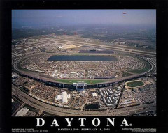 Daytona International Speedway Aerial Photo