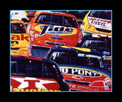 NASCAR - And now a word from our Sponsors