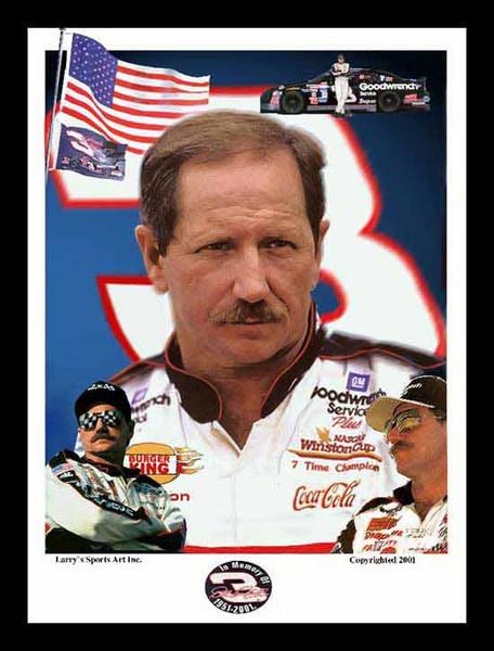 NASCAR - Dale Earnhardt