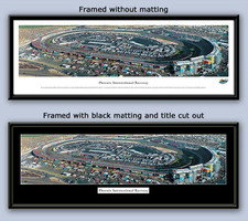 NASCAR Phoenix International Raceway Panoramic Poster