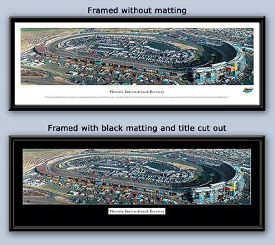 NASCAR Phoenix International Raceway Panoramic Poster