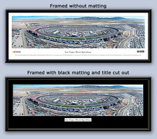 NASCAR Las Vegas Motor Speedway Panoramic Aerial Photo