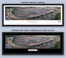 NASCAR Darlington Raceway Panoramic Aerial Photo