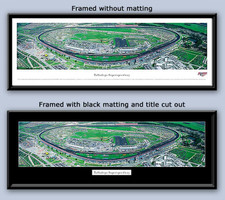 NASCAR Talladega Superspeedway Panoramic Framed Picture
