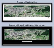 NASCAR Watkins Glen International Speedway Aerial Picture