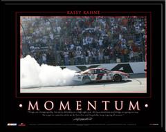 MOMENTUM Motor-vational Poster