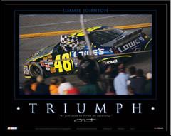 TRIUMPH Motor-vational Poster