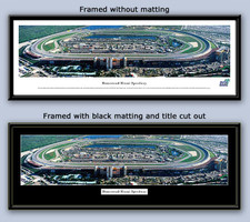 NASCAR Homestead-Miami Speedway Aerial Panoramic Photo