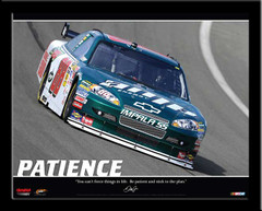 PATIENCE Motor-vational Poster