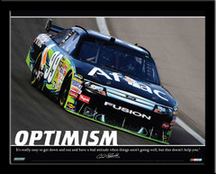 OPTIMISM Motor-vational Poster