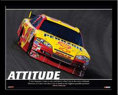 ATTITUDE Motor-vational Poster