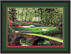 Augusta Golden Bell #12 Framed Art Print