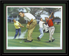 Arnold Palmer - The King in Augusta