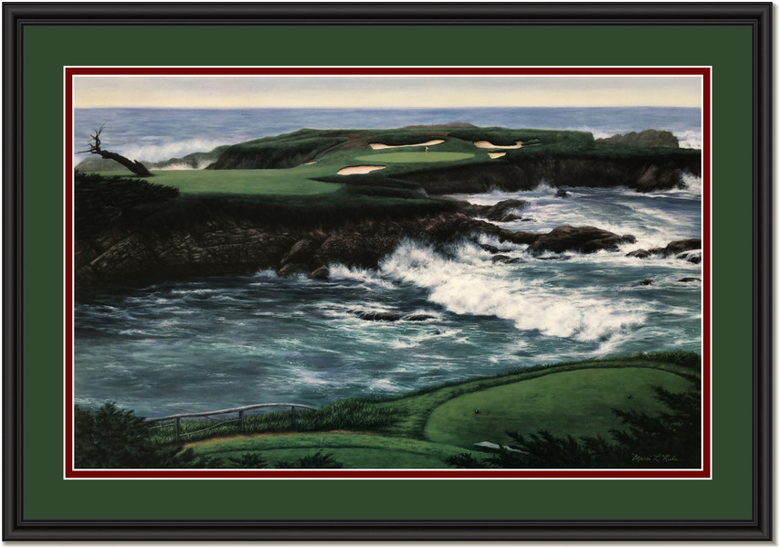 16th Hole at Cypress Point
