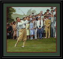Bobby Jones - The Niblick at Interlachen