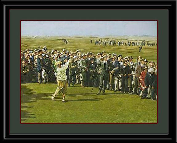 Bobby Jones - Grand Slam 1930