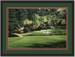 Augusta National Hole #12 Framed Golf Art