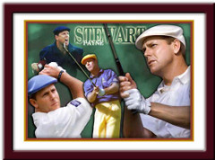 Payne Stewart - Photo Composite