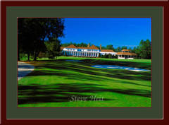 Pinehurst Clubhouse Photograph