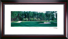 Pinehurst 2 17th Hole Golf Photo Framed Picture