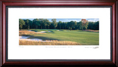 Bethpage 11th Hole Framed Golf Print