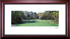 Palmetto Dunes 15th Hole Framed Golf Art Print