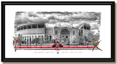 Ohio State Bring The Juice Framed Print