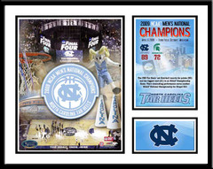 UNC 2009 NCAA National Champs Memories and Milestones