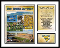 West Virginia Mountaineers Memories and Milestones Picture