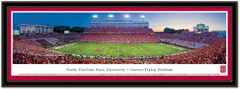 Carter-Finley Stadium Panoramic Poster NC State Framed Picture matted