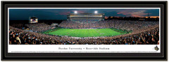 Ross-Ade Stadium Purdue Boilermakers Framed Picture matted