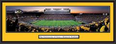 Iowa Kinnick Stadium Panoramic Picture