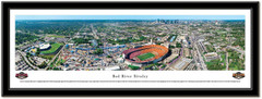 Oklahoma Sooner Red River Rivalry Panoramic Picture no matting