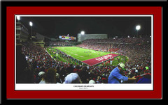 Cincinnati Bearcats Nippert Stadium Framed Picture