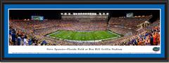 Florida Gators Steve Spurrier - Florida Field at Ben Hill Griffin Stadium Panoramic
