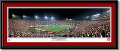 Alabama 2009 BCS National Champions Framed Picture matted