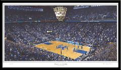 Kentucky Basketball Print First to 2000 Games Poster