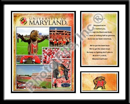 Maryland Memories and Milestones Picture