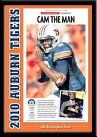 Auburn Cam The Man Heisman Trophy Newspaper Headlines