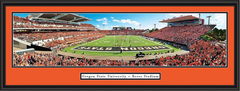 Oregon State Beavers Pac 12 Victory Framed Picture