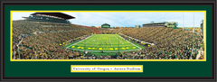 Oregon vs Oregon State End Zone Panoramic Picture