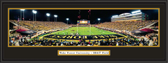Wake Forest BB&T Field End Zone Panoramic Picture