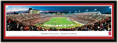 Stanford Cardinals Stanford Stadium Panoramic Framed Picture matted