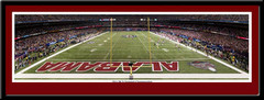 Alabama 2011 BCS National Champions Panoramic Print