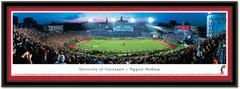 Cincinnati Bearcats Nippert Stadium Sunset Framed Picture matted