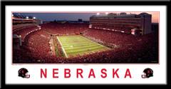 Nebraska Huskers 2012 Comeback II Framed Picture