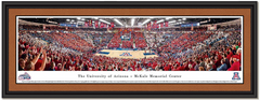 Arizona Wildcats Basketball 40th Anniversary McKale Center Picture